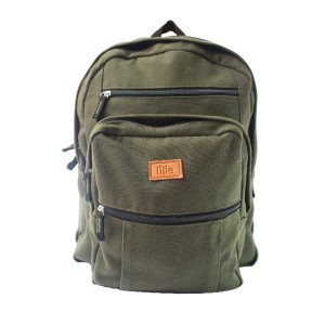 BASIC BACKPACK (MOSSY GREEN)  Copy